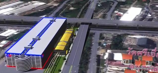 MRT Yellow Line Station 17