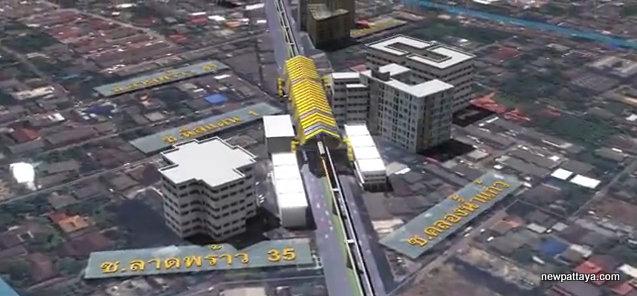 MRT Yellow Line Station 2