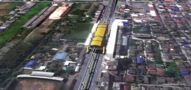 MRT Yellow Line Station 20