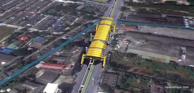MRT Yellow Line Station 22