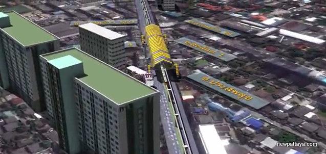 MRT Yellow Line Station 3