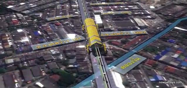 MRT Yellow Line Station 7