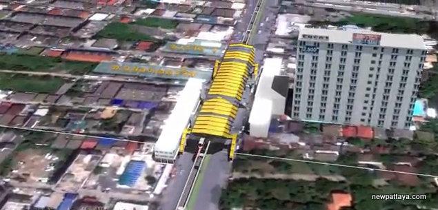 MRT Yellow Line station 21