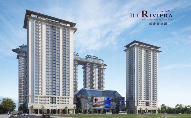 D. I. Riviera Condominium Phnom Penh