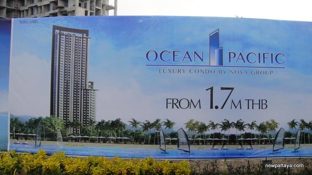 Ocean Pacific Condominium - 13 November 2013 - newpattaya.com