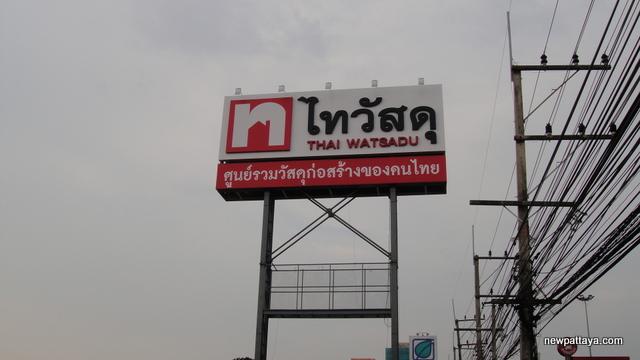 Thai Watsadu - 13 November 2013 - newpattaya.com