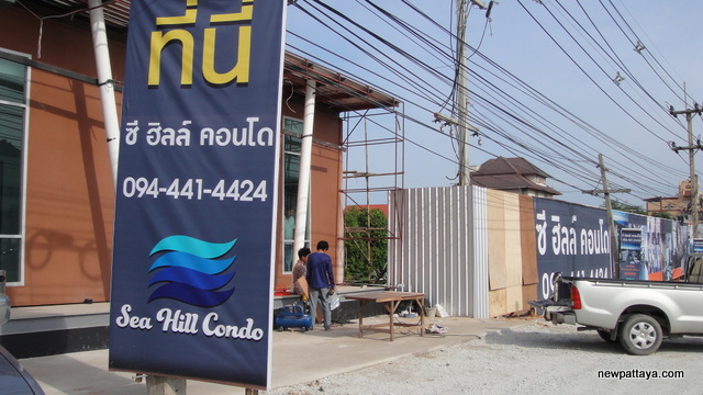 Sea Hill Condominium Sriracha - 19 November 2013 - newpattaya.com