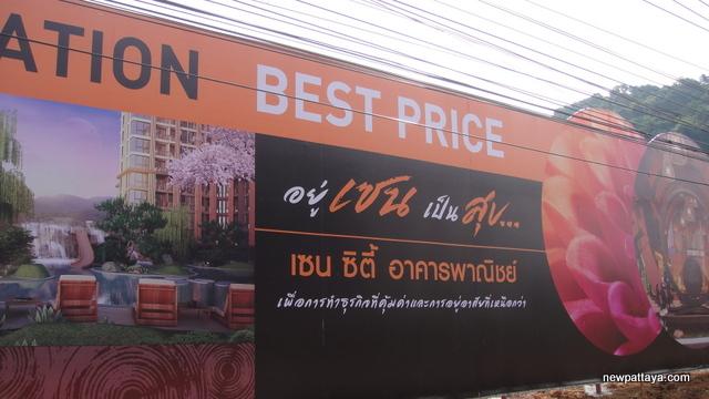 Zen City Condominium by Porchland - 19 November 2013 - newpattaya.com