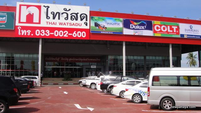 Thai Watsadu - 22 November 2013 - newpattaya.com