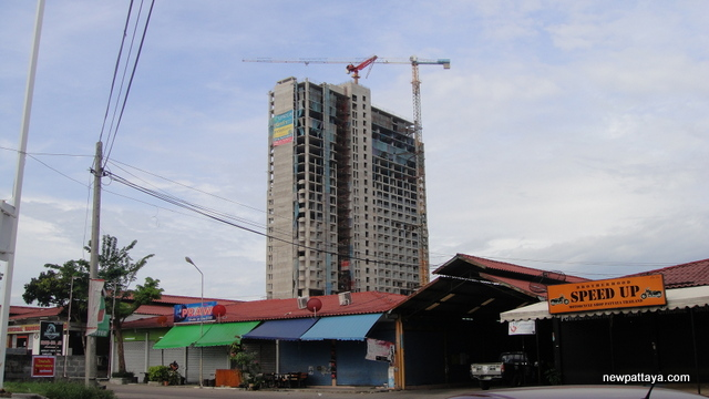 Unicca Condo Pattaya - 23 November 2013 - newpattaya.com