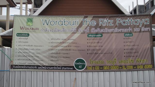 Woraburi The Ritz Pattaya - 24 Novemver 2013 - newpattaya.com
