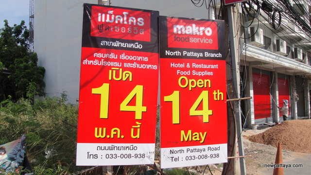 Makro Food Service North Pattaya - 28 April 2014 - newpattaya.com
