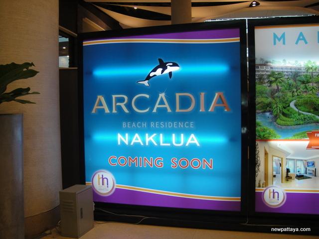 Arcadia Beach Residence Naklua - 1 May 2014 - newpattaya.com