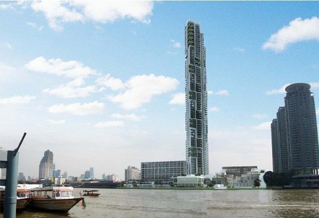 Landmark Waterfront Bangkok