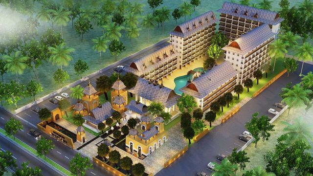 Woraburi Heritage Pattaya