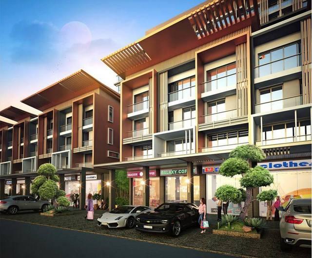 Zen City Condominium by Porchland