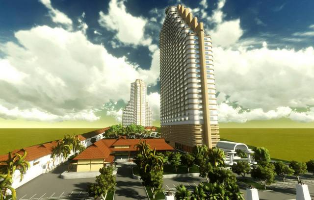 Buritara City Resort Condo Jomtien