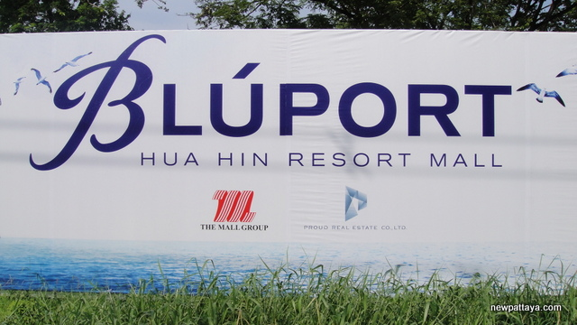 Bluport Hua Hin Resort Mall - 5 December 2013 - newpattaya.com