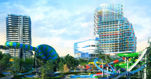 Vana Nava Hua Hin Water Jungle  Development  Promoting the new Pattaya
