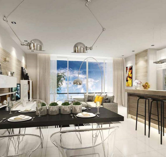 Aurora Condominium Pratumnak Pattaya