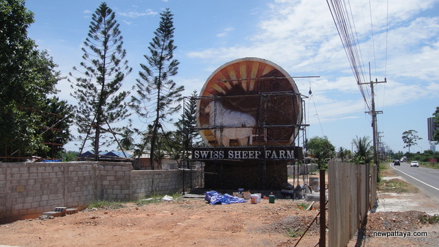 Swiss Sheep Farm Pattaya - 31 May 2015