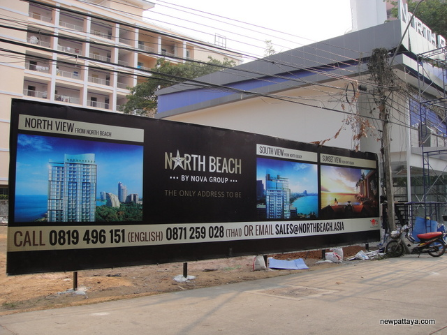 North Beach Condo Pattaya - 23 March 2014 - newpattaya.com