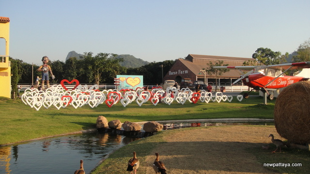 Swiss Sheep Farm Pattaya