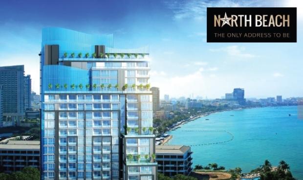 North Beach Condo Naklua Wong Amat Pattaya
