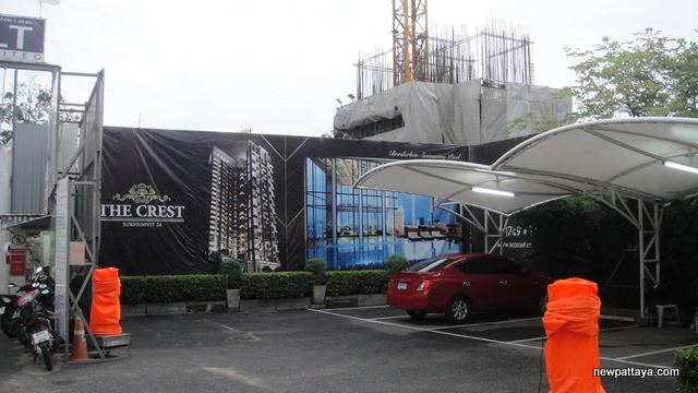 The Crest Sukhumvit 34 - 5 June 2013 - newpattaya.com