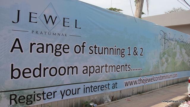 The Jewel Condomimium Pratumnak - 15 February 2014 - newpattaya.com