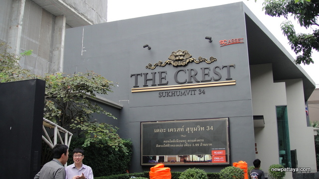 The Crest Sukhumvit 34 - 22 February 2014 - newpattaya.com