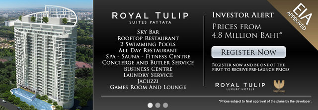 Royal Tulip Suites Pattaya