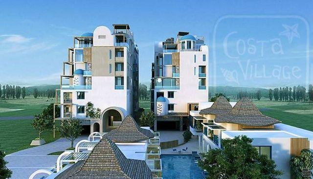 Costa Village Pool Residence Bang Saray