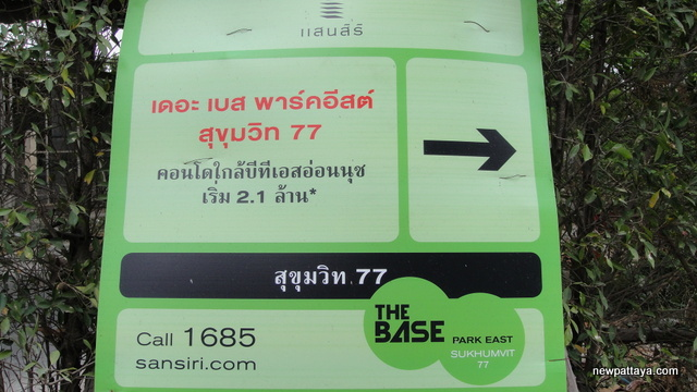 The Base Park East - Sukhumvit 77 - 28 February 2014 - newpattaya.com