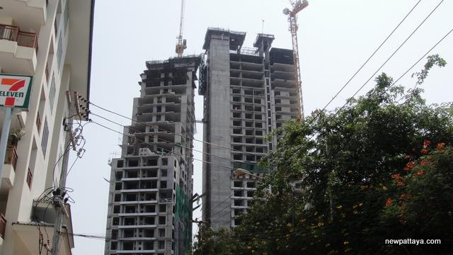 The Peak Towers Pattaya - 3 March 2014 - newpattaya.com