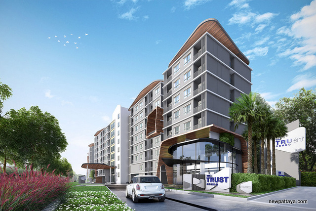 The Trust Condo Amata Chonburi
