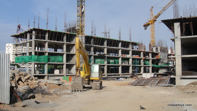 City Center Residence - 3 August 2014 - newpattaya.com