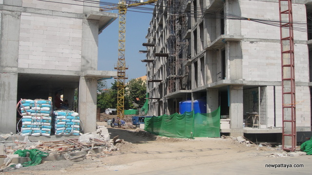 City Center Residence - 25 November 2014 - newpattaya.com