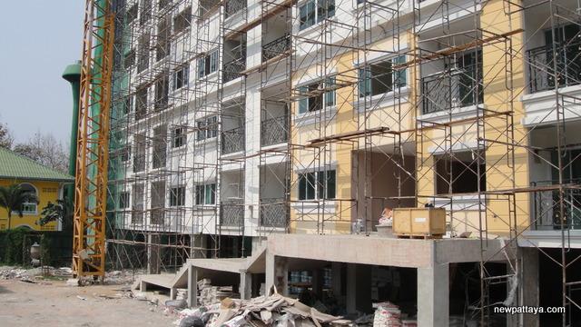 Oriental Orchid Pattaya Condominium - 11 April 2014 - newpattaya.com