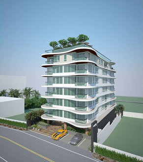 The Mayfair Condominium Pattaya