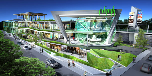 The Phyll lifestyle mall Sukhumvit 54