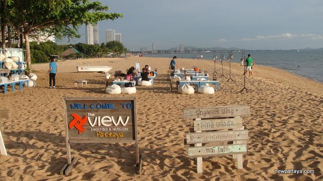 The View Beach Bar and Restaurant - 3 May 2014 - newpattaya.com
