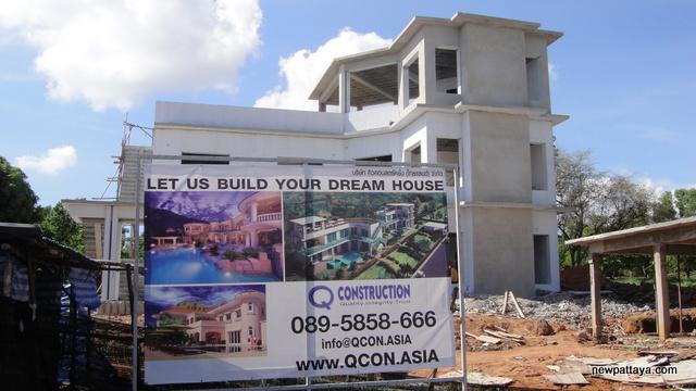 Custom built house by Q Construction - 9 May 2014 - newpattaya.com