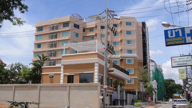 Citrus Parc Hotel Pattaya - 19 May 2014 - newpattaya.com