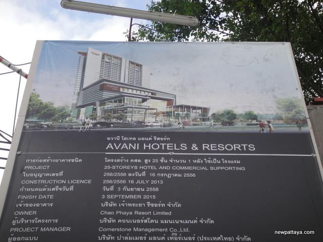 Avani Bangkok Riverside Hotel & Spa - 15 June 2014 - newpattaya.com