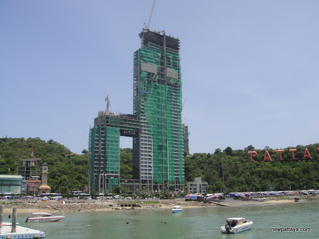 Waterfront Suites & Residences - 19 June 2014 - newpattaya.com
