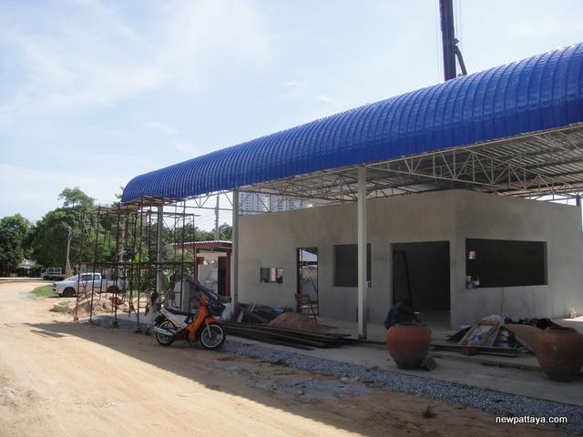 New High-rise in Wong Amat - 28 June 2014 - newpattaya.com