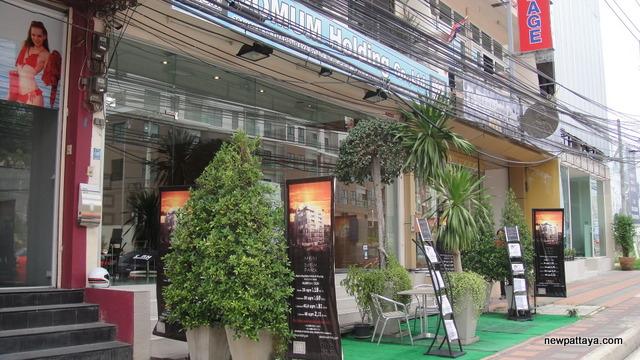 Meridiem Park Condominium - 6 June 2014 - newpattaya.com