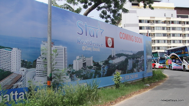 Star Residence @ Cosy Beach - 6 June 2014 - newpattaya.com