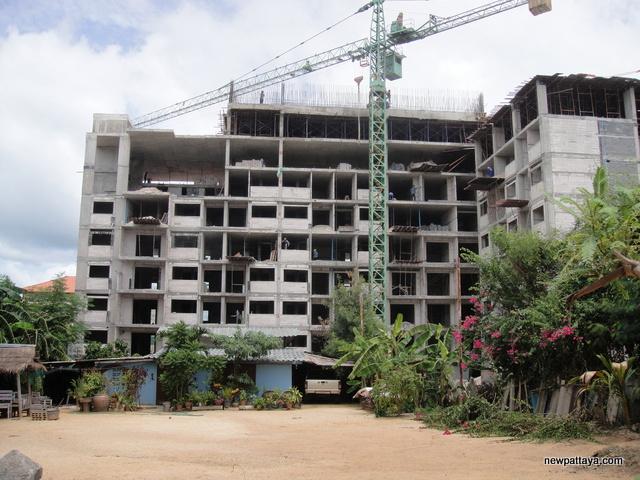 Water Park Condominium Pattaya - 6 June 2014 - newpattaya.com